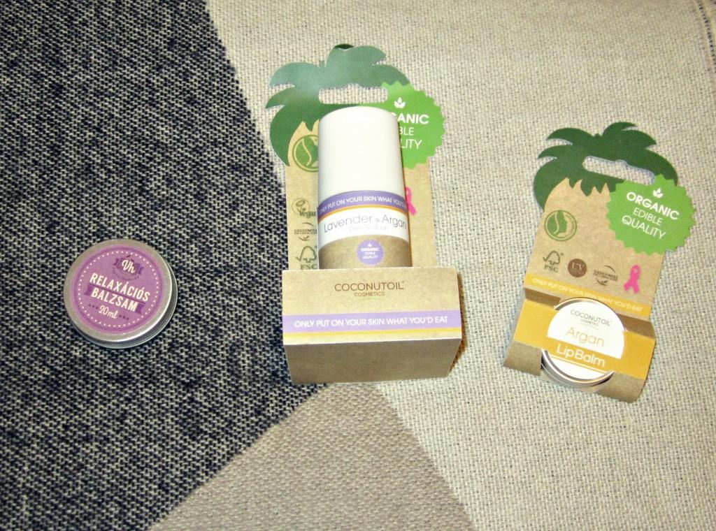 Coconut termékei kizárólag természetes összetevőkből